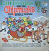 disque dessin anime alvin et les chipmunks christmas with the chipmunks vol 2